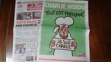 CHARLIE HEBDO IL FATTO QUOTIDIANO 15 GENNAIO 2015 - NUOVO