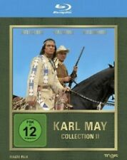 KARL MAY COLLECTION NO.2 (UNTER GEIERN/DER ÖLPRINZ/OLD SHUREHAND)  BLU-RAY NEU