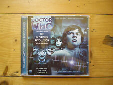 Doctor Who The Glorious Revolution, 2012 Big Finish audio book CD