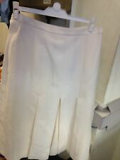 BOWLS SKIRTS HENSELITE SIZE 10 TO 24 IN CREAM OR WHITE LENGHT 26 28 30 AT £18