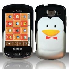 Cute Penguin Design Hard Case Protector Phone Cover For Samsung Brightside U380