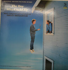 "OST - THE BOY WHO COULD FLY - BRUCE BROUGHTON -12"" LP (S 998)"