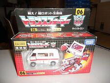 Takara Transformers G1 Reissue Ratchet Encore 06, MIB MIP