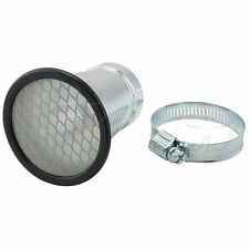 Velocity Stack 42mm 1 5/8 inch Universal Carb Air Horn Clamp On Mesh Filter