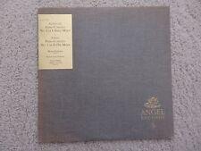 Moura Lympany Rachmaninoff Piano Concerto no 1 Prokofiev no 1 ANGEL 35568 NM