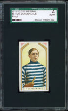 1911-12 C55 Imperial Tobacco #6 Tom Dunderdale PROOF SGC Authentic