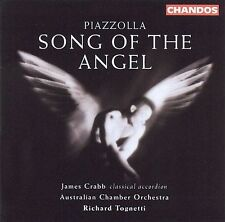 Piazzolla: Song of the Angel, New Music