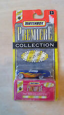 MATCHBOX 1997 Premiere Hot Rod Collection '57 Ford THUNDERBIRD T-bird - 1:64  LE