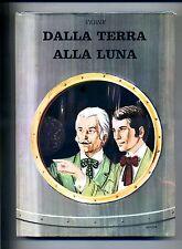 Verne # DALLA TERRA ALLA LUNA # Edizioni BRI 1967
