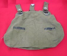 World War German Soldier WWII M1931 bread bag brotbeutel Kriegsmarine Waffen