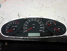 AU Ford Falcon instrument cluster odometer program, odo set, correction
