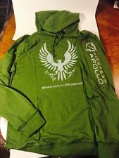 Exclusive HALO Legendary Spartan-IV Pullover Hoodie - Size SMALL - Loot Crate
