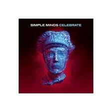 SIMPLE MINDS - CELEBRATE-THE GREATEST HITS  2 CD  POP BEST OF  NEU