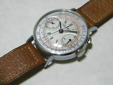 GIRARD PERREGAUX CHRONOGRAPH VALJOUX 22 ONE PUSHER CA 1930