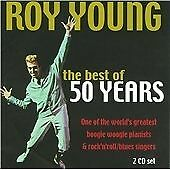 Roy Young - Best of 50 Years (2 CD) New & Sealed *RARE*