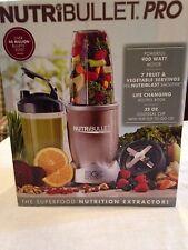 NutriBullet Pro Nutrition Extractor/Blender/Juicer 900 Watt