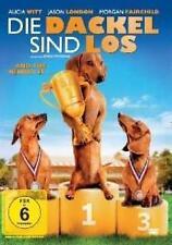 Die Dackel sind los (2014) DVD Witt London Fairchild Kinder Kino Abenteuer
