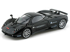 Motor Max 1/24 Scale Pagani Zonda F Nurburgring Black Diecast Car Model 73370