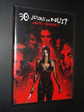 DVD - 30 JOURS DE NUIT - JOURS SOMBRES - VAMPIRES