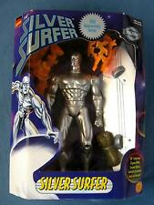 SILVER SURFER 30TH ANNIVERSARY SERIES 10 INCH DELUXE ACTION FIGURE TOY BIZ
