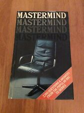 Mastermind (TV): Over 2500 Questions & Answers by Boswell Taylor- Treasure, 1985