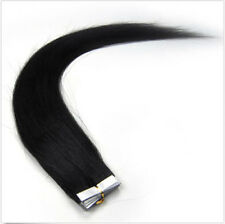 Super Tape In Skin Weft Remy Human Hair Extensions 20 Pcs 16'' 18''20'' 22''24''