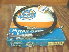 1965 1966 1967 Ford Mustang Mercury Cougar power steering hose Everco 3-655 NOS!