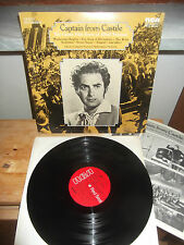 "Charles Gerhardt, National Philharmonic Orchestra ‎""Captain From Castile"" LP OST"