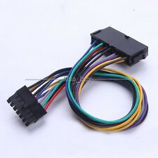 24Pin To 14pin Power Supply ATX Cable for IBM Lenovo Q77 B75 A75  Motherboard