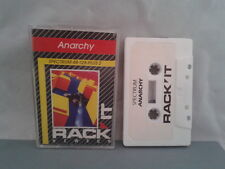 SINCLAIR ZX SPECTRUM ANARCHY RACK IT HEWSON 48K 128K +2