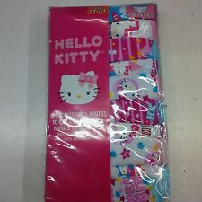 NEW Girl's HELLO KITTY 10 Pack Cotton Toddler Panties Underwear Size 2T