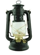 BLACK hurricane 10 in lamp light oil lantern hanging kerosene rustic CMP 1226 gd