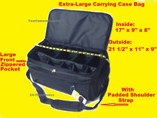 EXTRA LARGE SIZE TO DIGITAL CAMERA CAMCORDER HANDYCAM =  Carry/Shoulder CASE BAG