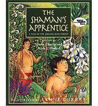 The Shaman's Apprentice: A Tale of the Amazon Rain Forest by Mark Plotkin,...