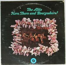 The Aliis - Here, There And Everywhere 1971 LP Signed