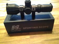 NcStar SEECR3942 3-9x42RE Tactical Sporting Scope