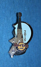 HARD ROCK CAFE 2015 Cologne Carnival Puzzle Piece (right) Pin # 82046