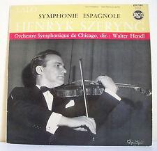 """33T LALO Henryk SZERYNG Violon Disque LP 12"""" SYMPHONIE ESPAGNOLE - RCA 630.589"""