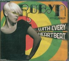 Robyn With Kleerup - With Every Heartbeat 5 Tracks Cd Sigillato