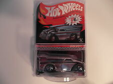 2014 HW Hotwheels RLC Membership CHROME DRAG DAIRY with Patch #2700//3,000