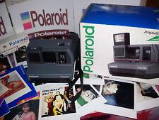 BOXED RARE AS   NEW Polaroid Impulse Portrait Camera
