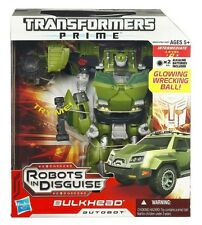 Hasbro 2012 Transformers Prime BULKHEAD Autobot Voyager Class MISB