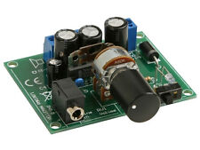 AMPLIFICATEUR AMPLI 2 X 5W POUR LECTEUR MP3 IPHONE IPOD IPAD EN KIT A MONTER