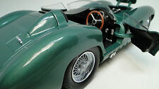 British Sport Race Car Vintage 1950s GT Rare Racing Classic Carousel Green 1 18