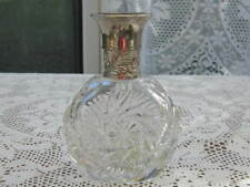 RALPH LAUREN SAFARI EMPTY SPRAY PERFUME BOTTLE 75MLS. CUT GLASS?? CIRCA 1989.