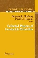 Selected Papers of Frederick Mosteller (Springer Series in Statistics), All Amaz