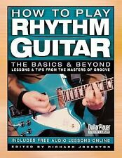 Guitar Player Musician's Library: How to Play Rhythm Guitar : The Basics and...