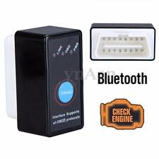 MINI ELM327 BLUETOOTH OBD2 AUTO DIAGNOSTICO SCANNER + POWER SWITCH PER ANDROID