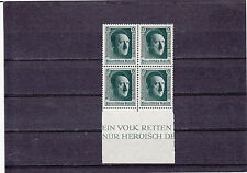 Germany B106a Block of 4 MNH