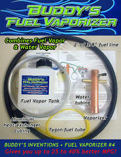 Buddy's Fuel Vaporizer